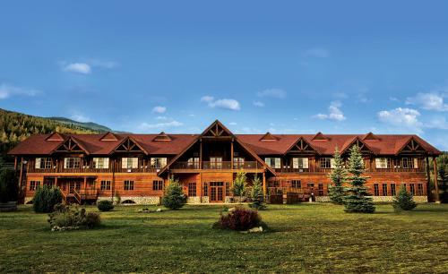 Glacier House Hotel & Resort - Revelstoke