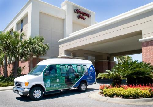 Hampton Inn Pensacola-Airport (Cordova Mall Area) - Pensacola, FL 32504