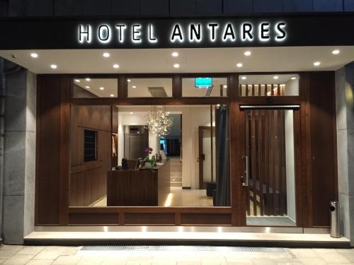 Hotel Antares impression