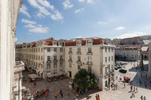 Feels Like Home Rossio Prime Suites, 1110-076 Lissabon