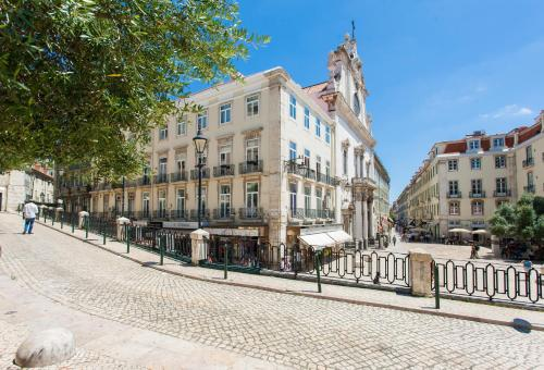 Feels Like Home Rossio Prime Suites photo 32