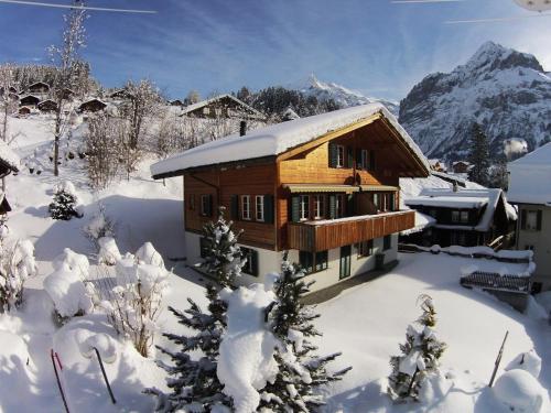Apartment Kiwi links 3.5 - GriwaRent AG Grindelwald