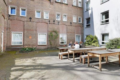 Hans Brinker Hostel Amsterdam photo 23