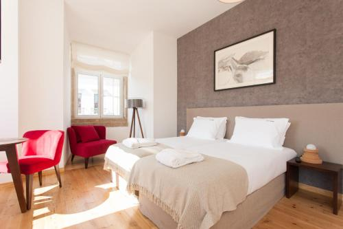 Feels Like Home Rossio Prime Suites photo 40