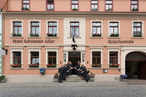 . Hotel Schwarzer Adler Tangermünde