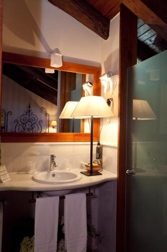 Double Room - single occupancy Hotel Antsotegi 7