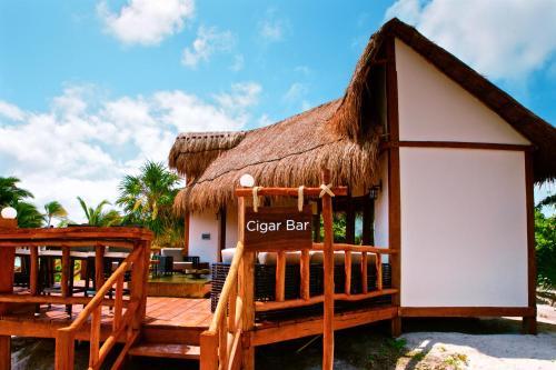 Carretera Tulum, Punta Allen Km. 34.5, Sian Ka'an Biosphere, 77768 Sian Ka'an Biosphere, Quintana Roo, Mexico.