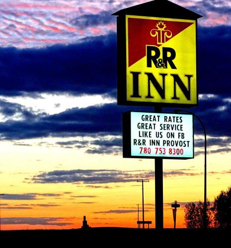 R&R Inn Provost - Provost, AB T0B 3S0