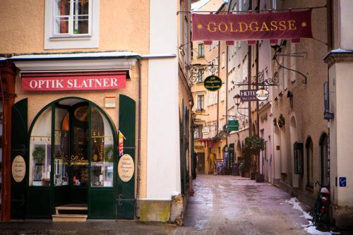 Goldgasse 10 5020 Salzburg, Austria.