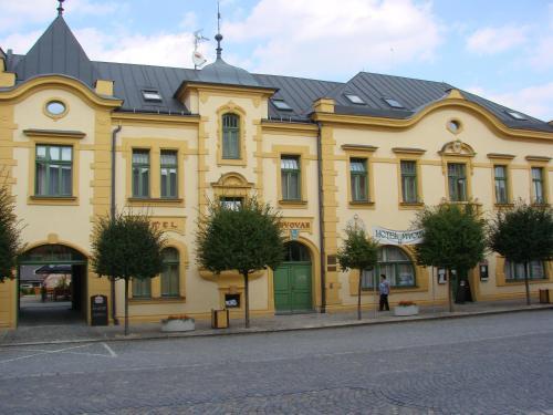 . Pivovarský Hotel