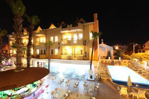 Marmaris Fidan Apart Hotel indirim kuponu