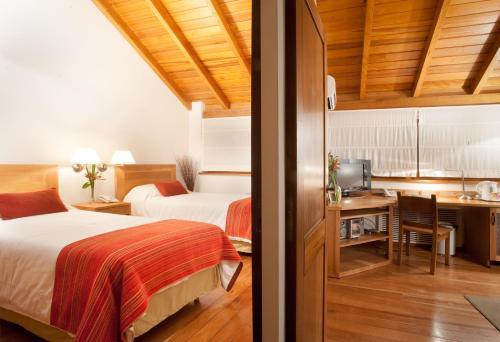 Фото отеля Antares Patagonia Suites & Eventos