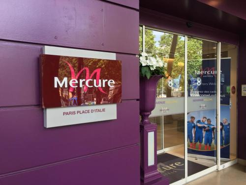 Mercure Paris Place d'Italie photo 32