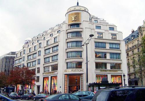 Apartment near Champs Elysées impression