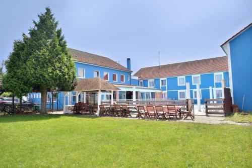 Hotel Argos - Hôtel - Vendenheim