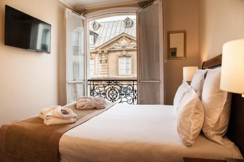 Saint James Albany Paris Hotel Spa photo 30