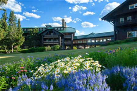 Glacier Park Lodge - East Glacier Park, MT 59434