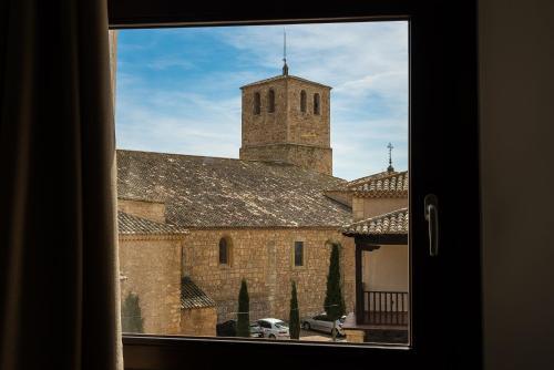 Double or Twin Room with City View Palacio del Infante Don Juan Manuel Hotel Spa 5