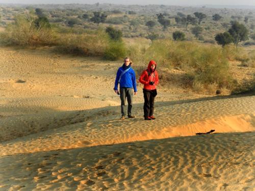 Vino Desert Safari