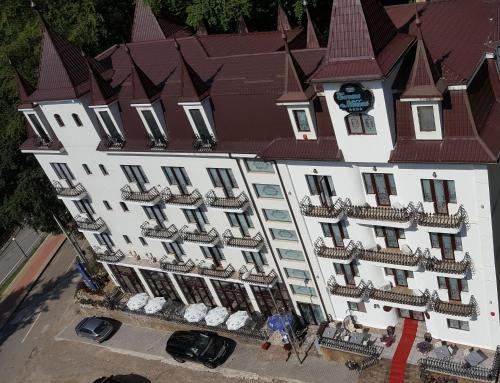 . Hotel Coroana Moldovei