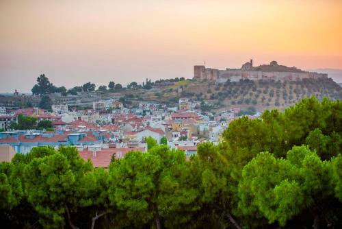 Selcuk Ephesus Hillside yol tarifi