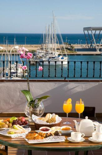 Junior Suite with Terrace - single occupancy La Posada del Mar 16