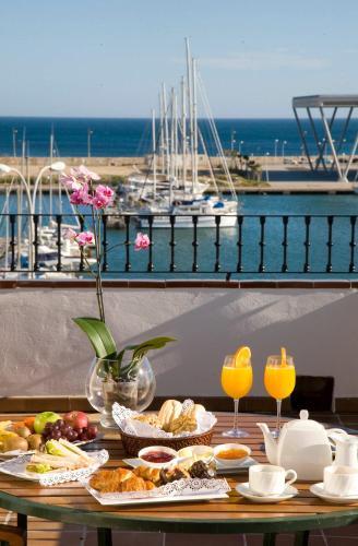 Junior Suite with Terrace - single occupancy La Posada del Mar 33