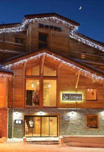 Hotel & Restaurant Les Escondus - Vars