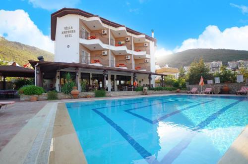 Datca Villa Anfora online rezervasyon