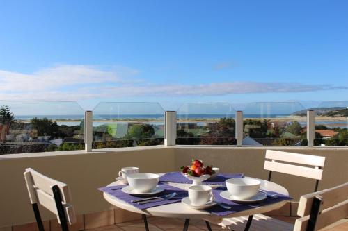 . Lagoon Terrace Penthouse with sea view