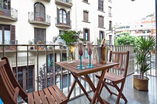Apartment Barcelona Rentals - Sarria Apartments Near Center photo 33