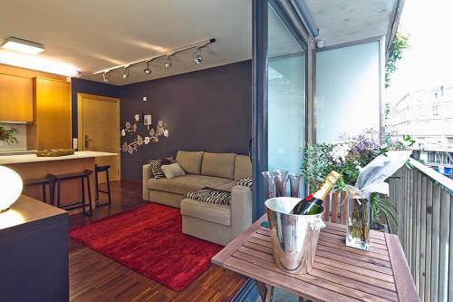 Apartment Barcelona Rentals - Sarria Apartments Near Center photo 34