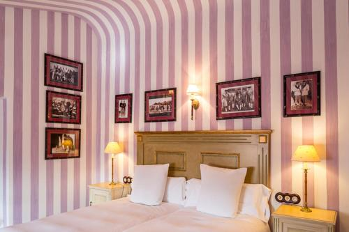 Standard Double or Twin Room - single occupancy Casa Palacio Conde de la Corte 9