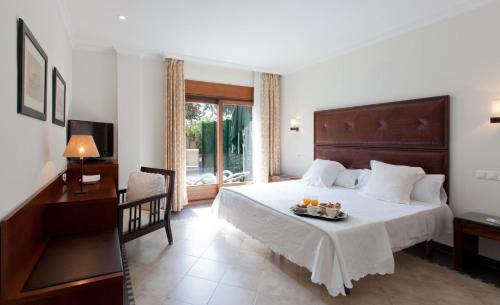 Habitación Doble Superior - 1 o 2 camas Hotel Boutique MR Palau Verd - Adults Only 1