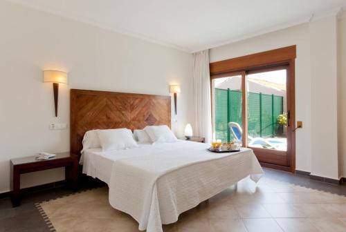Habitación Doble Superior - 1 o 2 camas - Uso individual Hotel Palau Verd - Adults Only 16