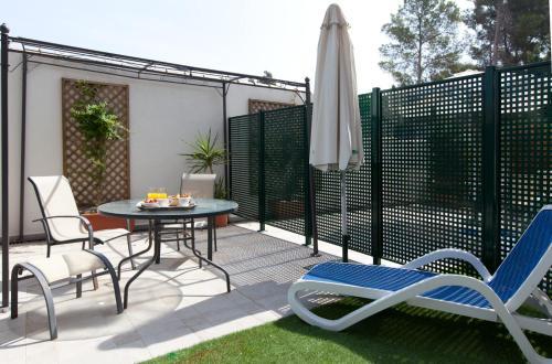 Habitación Doble Superior - 1 o 2 camas - Uso individual Hotel Palau Verd - Adults Only 12