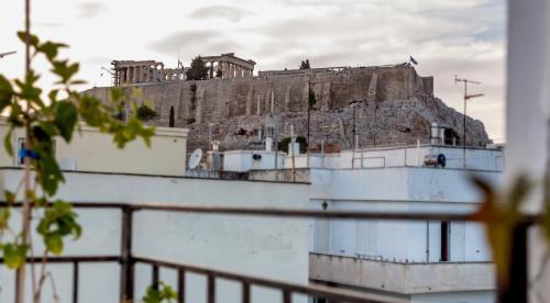 Studio Acropolis, Pension in Athen
