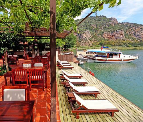 Dalyan Midas Pension odalar