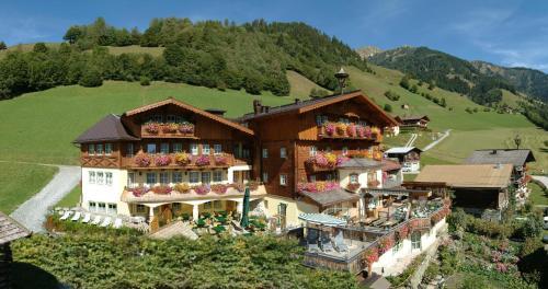 Landhotel Hauserbauer - Hotel - Dorfgastein