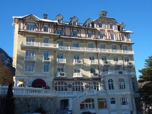 Golf Hotel Brides les Bains