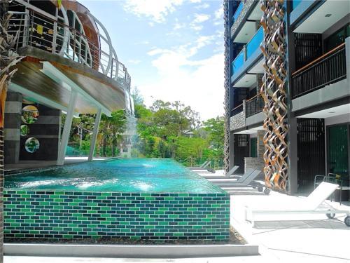 Emerald Patong 1 bedroom Apartment # 501 Emerald Patong 1 bedroom Apartment # 501