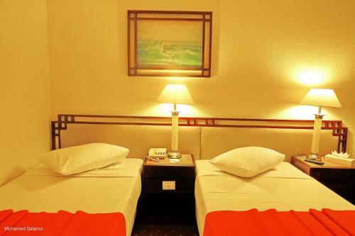 Resta Port Said Hotel kamer foto 's