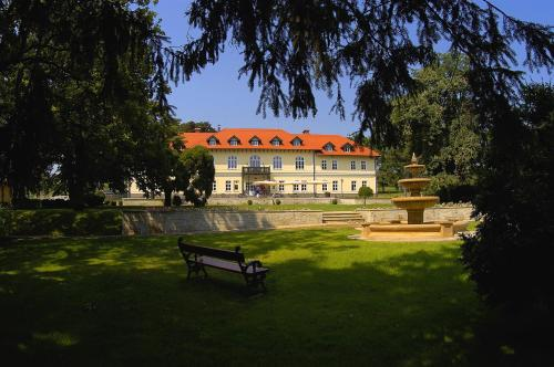 Kasteel-overnachting met je hond in Castle Hotel Grof Degenfeld - Tarcal