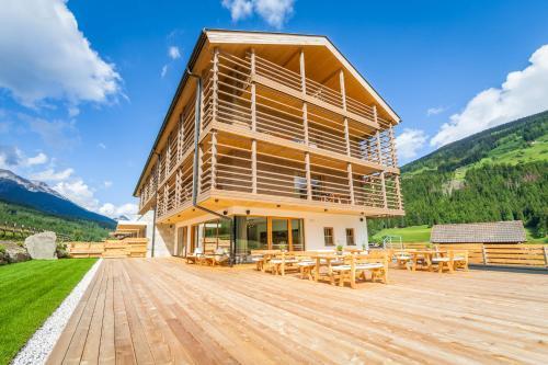 JOAS natur.hotel.b&b Vierschach bei Innichen