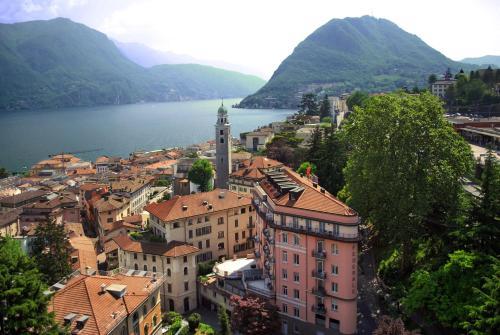 Federale, Pension in Lugano