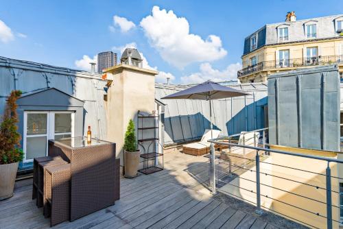 Hotel Korner Montparnasse - Hôtel - Paris