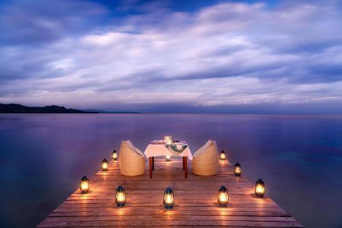 The Remote Resort