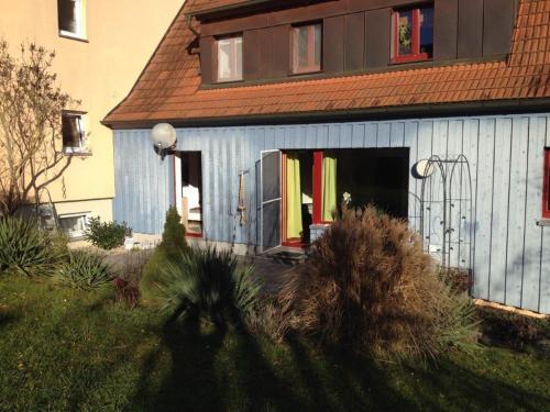 Haus Kunterbunt - Apartment - Reichenberg