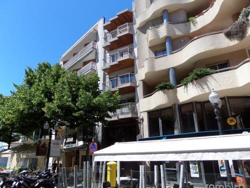 Apartament a la Placeta de Sant Joan 19, 3r room Valokuvat