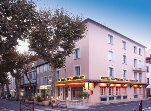 . Hotel Restaurant du Centre et du Lauragais